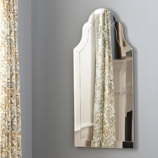 Best Reviews Margaux Arch Wall Mirror By Birch Lane™