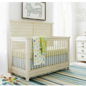 Driftwood Park Built-to-Grow 2-in-1 Convertible Crib