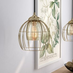 Dublin 1-Light Globe Pendant by Laurel Foundry Modern Farmhouse
