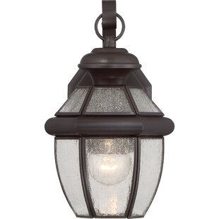 Find the perfect Mellen 1-Light Outdoor Wall Lantern By Three Posts