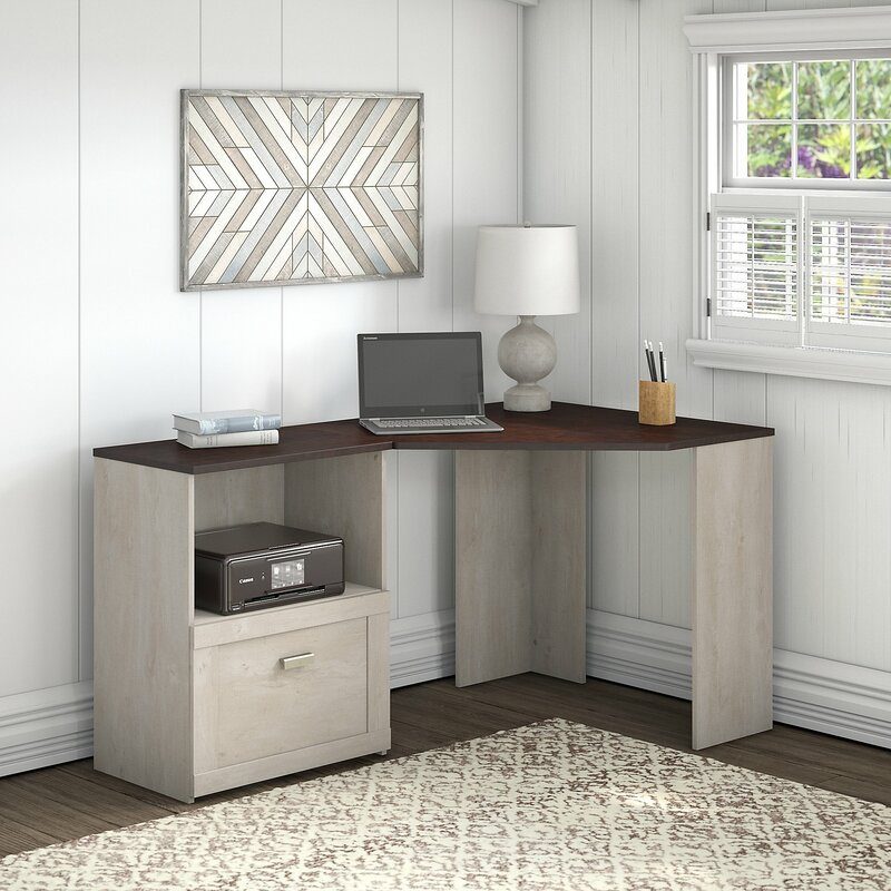 Breakwater Bay Quintara Corner Desk
