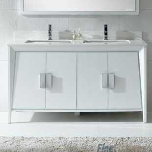 Emerson 60 Double Bathroom Vanity Set by Langley Street