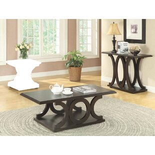 Red Barrel Studio Old Down 2 Piece Coffee Table Set