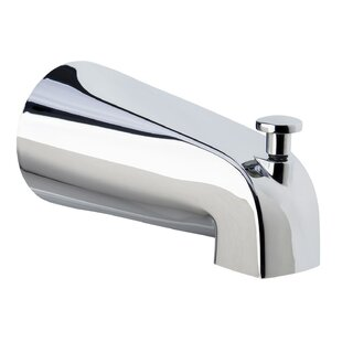 Miseno Tub Spout with Integrated Diverter