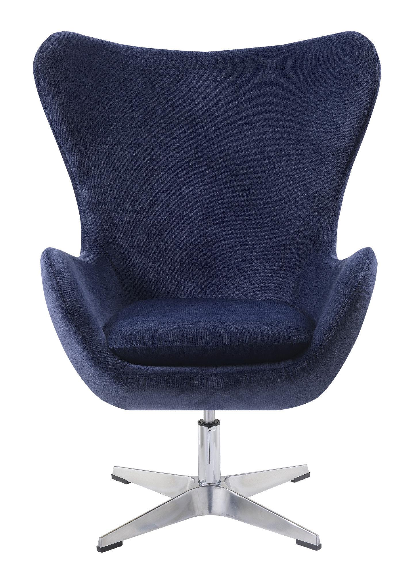Mercer41 Heid Swivel Wingback Chair | Wayfair