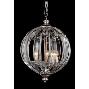 CWI Lighting Colorado 5-Light Pendant