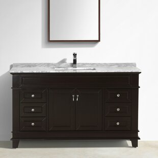 Shop for Nederland 60 Single Bathroom Vanity Set By Charlton Home