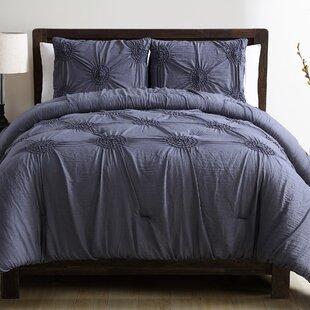 Kyleigh Comforter Set by Willa Arlo Interiors