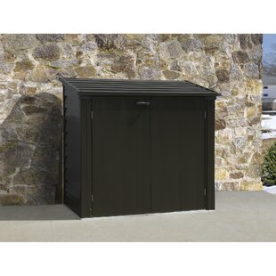 71313212091 Versa-Shed 4.5 ft. W x 2.5 ft. D Steel Garbage Shed