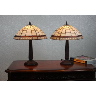 Preston 18 Table Lamp (Set Of 2) by Astoria Grand New
