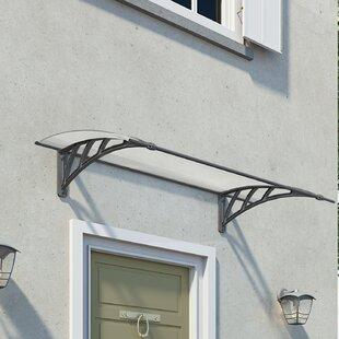 Review Neo 1.37 M W X 0.86 M D Door Canopy