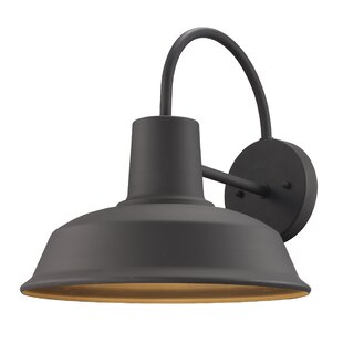 Kings Carriage 1-Light Outdoor Sconce