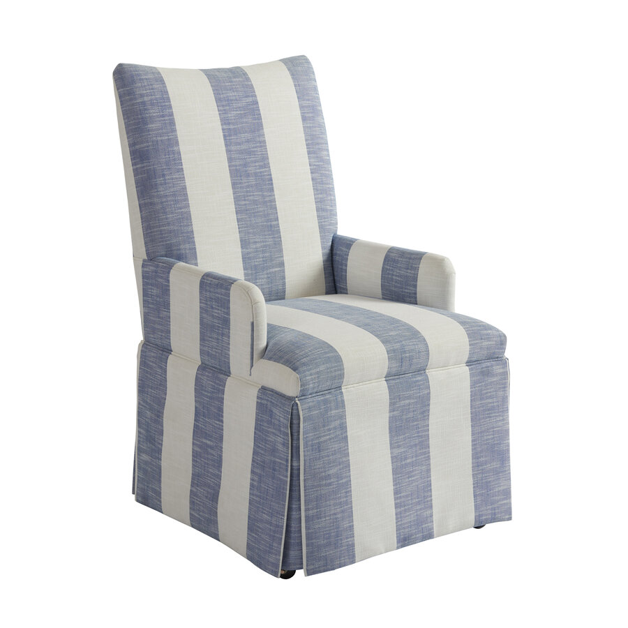 Barclay Butera Mackenzie Upholstered Dining Chair Perigold