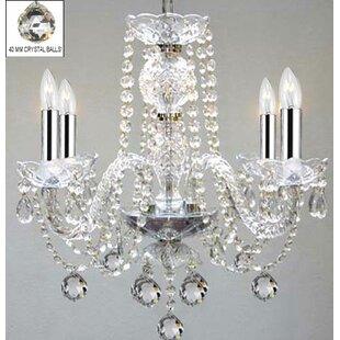 House of Hampton Keown 4-Light Candle Sty..