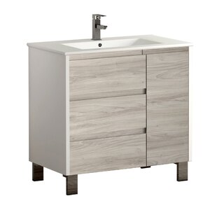 Best Price Opalo 32 Single Bathroom Vanity By Orren Ellis