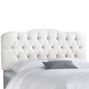 Hassan Upholstered Panel Headboard by Willa Arlo Interiors