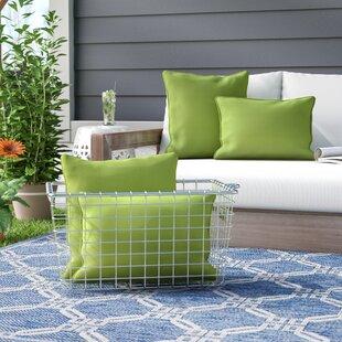 Briggs Water Resistant Outdoor Pillow (Set of 4)