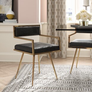 Jayleen Upholstered Dining Chair by Willa Arlo Interiors