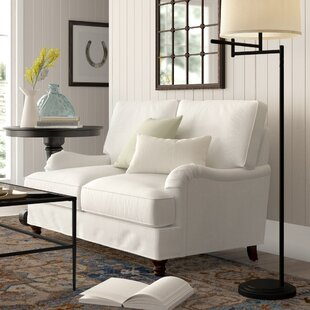 Montgomery Slipcovered Loveseat