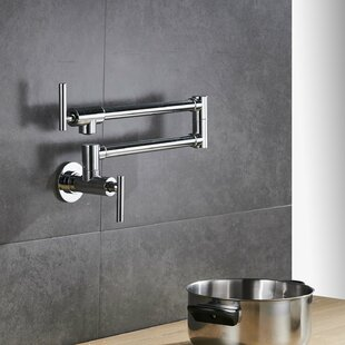 Greater Than 2 21 Gpm Wall Mounted Bathroom Sink Faucets You Ll Love In 2021 Wayfair