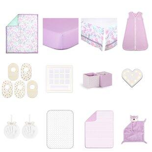 Online Reviews Essentials 18 Piece Crib Bedding Set ByThe Peanut Shell