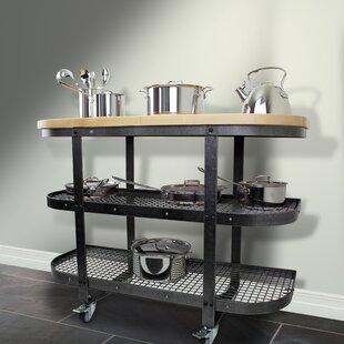 Premier Kitchen Cart with ..