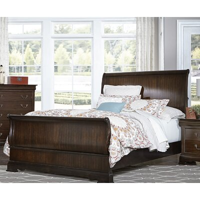 Hebden Sleigh Bed Charlton Home
