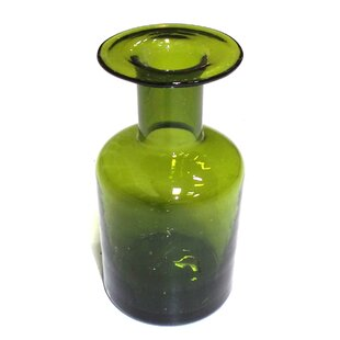 Lodd Medicine Jar Glass Table Vase