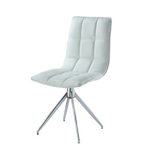 Apollo Side Chair (Set of 2) by Whiteline Imports