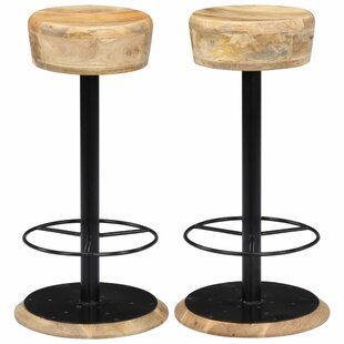 Lionel 76cm Bar Stool (Set Of 2) By Williston Forge