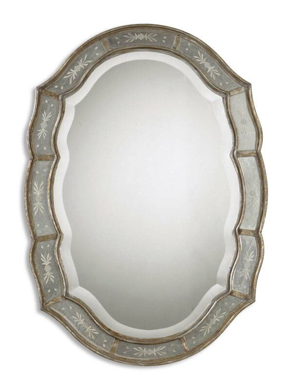 Uttermost Fifi Beveled Mirror Reviews