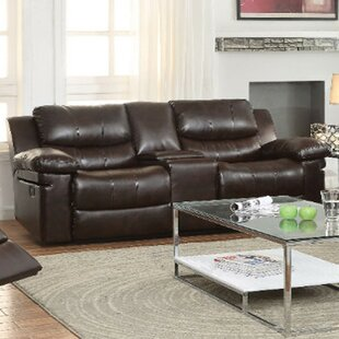 Best Reviews Reaney Reclining Sofa by Red Barrel Studio Reviews (2019) & Buyer's Guide
