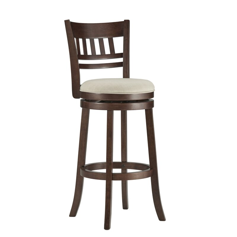 Fabulous Dupont 29 Swivel Bar Stool Dailytribune Chair Design For Home Dailytribuneorg