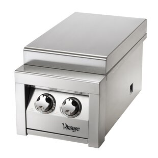 Low price Double Drop-In Side Burner Vintage Appliances