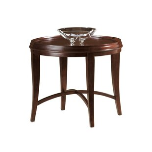 Compare prices Waymon End Table by Bloomsbury Market