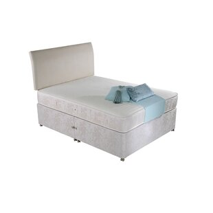 Memory Shire Memory Foam Divan Bed By 17 Stories