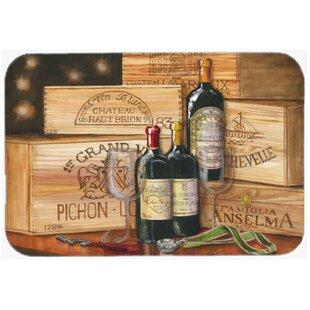 Wine Gran Vin Glass Cutting Board