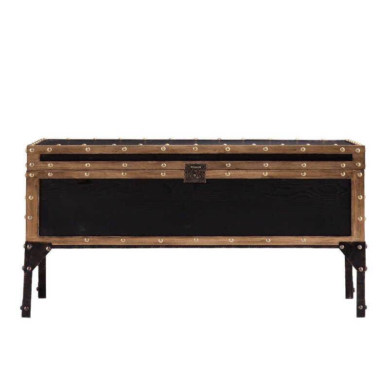 High Quality Brielle Coffee Table Trunk