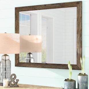 Online Reviews Warm Springs Bathroom/Vanity Mirror ByLaurel Foundry Modern Farmhouse
