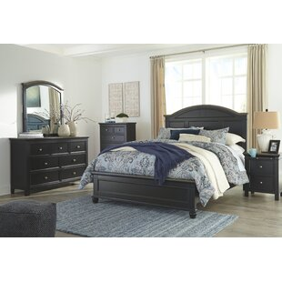 Darby Home Co Fager Panel Bed