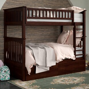 Coupon Henry Twin over Twin Bunk Bed with Drawers by Viv + Rae Reviews (2019) & Buyer's Guide