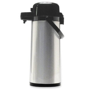 2.2 Liter Vacuum-insulated Airpot Coffee Maker