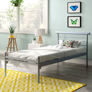 Sykes Bed Frame By Borough Wharf