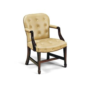 Charleston Armchair by Leathercraft
