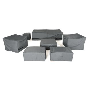 Freeport Park 8 Piece Deep Seating Cover ..