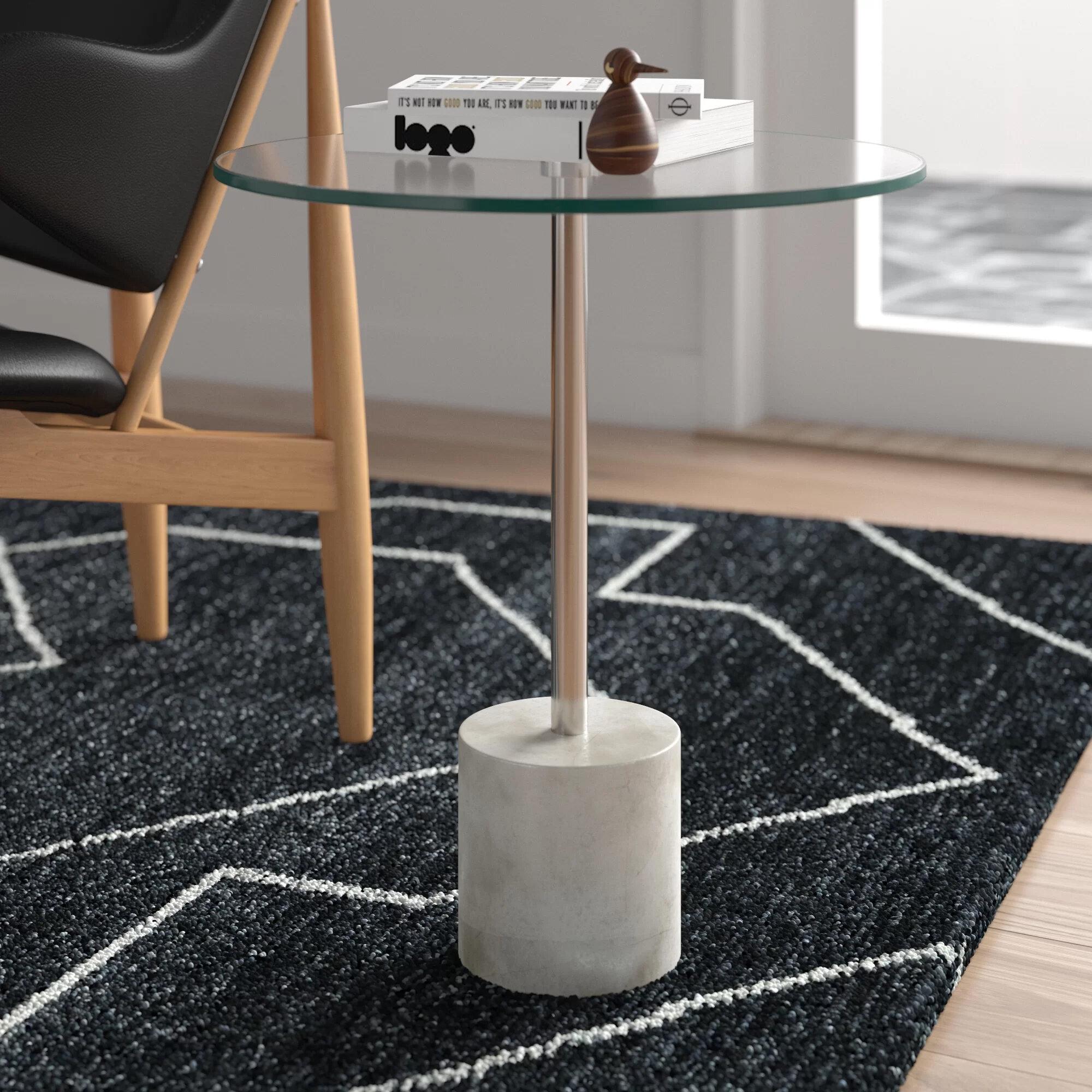 Ludo End Table Reviews Allmodern