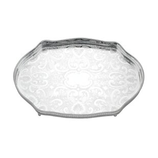 Silver Plated Giftware 12.5 Tray