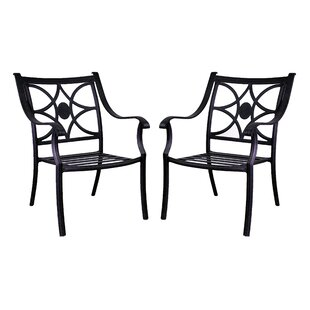 Sunderland Patio Dining Chair (Set of 2)