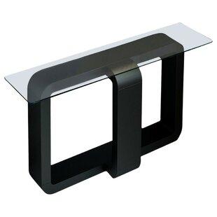 Schuldt Console Table By Orren Ellis