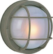 Affordable Frederica Large Round Outdoor Flush Mount By Breakwater Bay